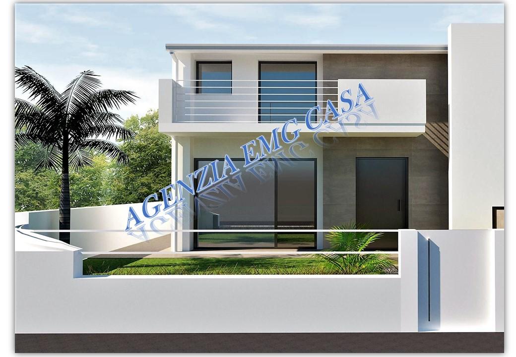 Incantevole villa di nuova costruzione COD.VV102