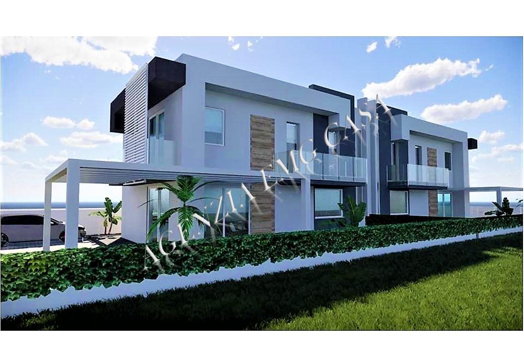 Villa bifamiliare di nuova costruzione