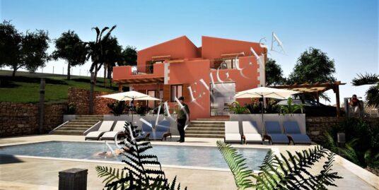 Splendida villa di nuova costruzione zona Scopello